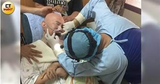 熱血牙醫3/心疼癱瘓者牙全爛冒惡臭 他成為全台首位到宅服務牙醫