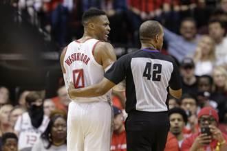 NBA》韋斯布魯克放話離開休士頓 哈登續留?