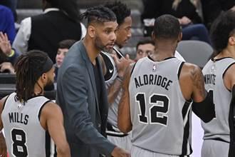 NBA》鄧肯退出馬刺教練團 重新當回顧問