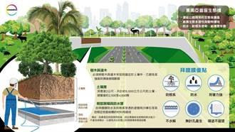 保護城市生物多樣性 科思創用拜鐵膜打造生態橋