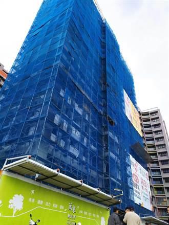 淡水新建大樓工安意外 工人踩空從8樓墜B3亡