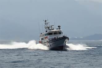 台海紛爭頻傳 海巡署百噸巡防艇基隆交船 守護藍色國土
