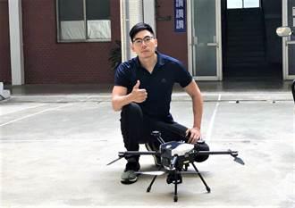 苗警第1人!汤绍威获无人机专业高级操作证