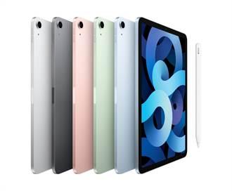 中華電信開賣全新iPad Air及iPad 4G/5G方案都可搭