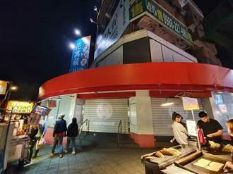创新低 新冠肺炎重创观光业 士林夜市每月每坪剩3千5