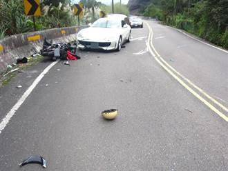 掃地機器人教父駕千萬超跑撞死男大生  檢認超速起訴過失致死