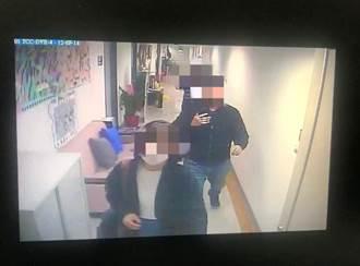 林穎孟找警衛直呼被跟蹤 辦公室主任:講清楚誰沒職業道德!