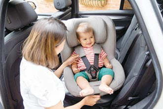 奇哥代理汽車安全座椅 出遊更安心