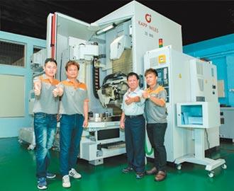煌明機器 最新德製齒輪研磨機投產