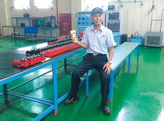 將台灣氣動工具水準提升至新境界 海碩國際科技推氣動衝擊扳手