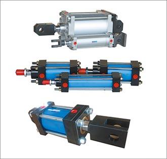 YONAI鋐偉氣、油壓缸 客製、零件自製率高