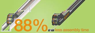 igus自導向拖鏈 耐用、免保養