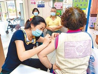 流感疫苗施打率 嘉市超前達標