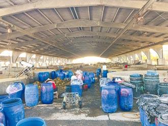 大埤酸菜廢水處理設施 將招標