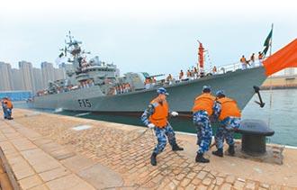 孟加拉海軍新主力 陸製艦艇服役