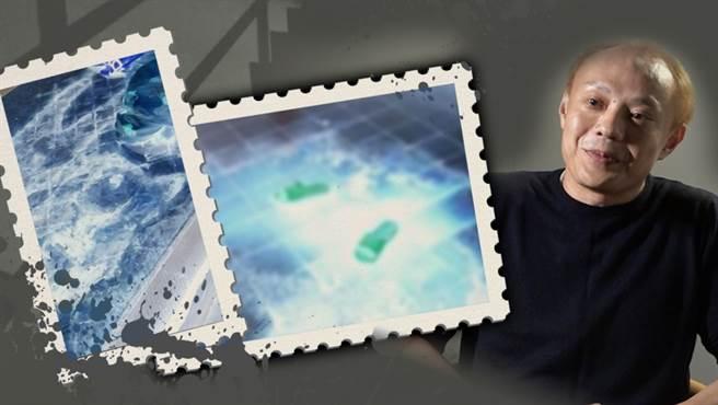 凶宅清潔師于璥菖接受《中時新聞網》專訪,談及命案現場清潔工作甘苦談。(圖/《中時》製作)