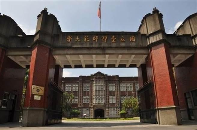 國立台灣師範大學(圖/中時資料照)
