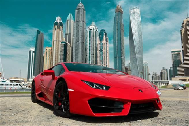 Lamborghini Huracan(圖片取自/達志影像)