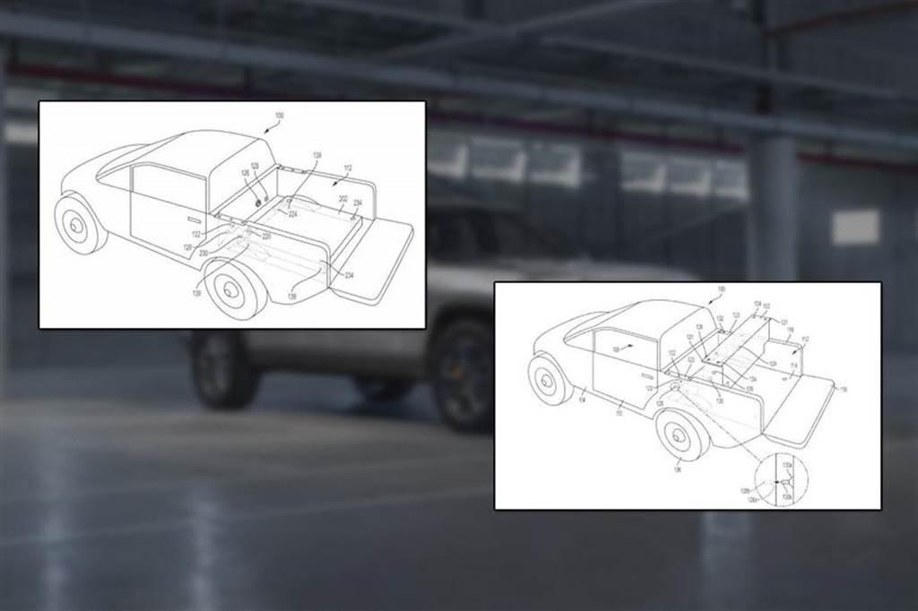Rivian 拿下外接電池專利:皮卡貨斗加裝第二顆電池,電動車續航里程立刻提升