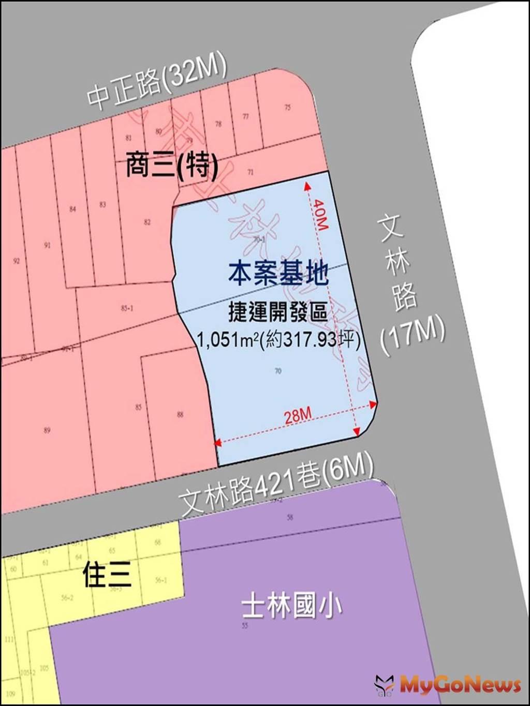 環狀線北環段Y26站開發案16日辦理招商說明會,歡迎各界踴躍出席(圖:台北市政府)