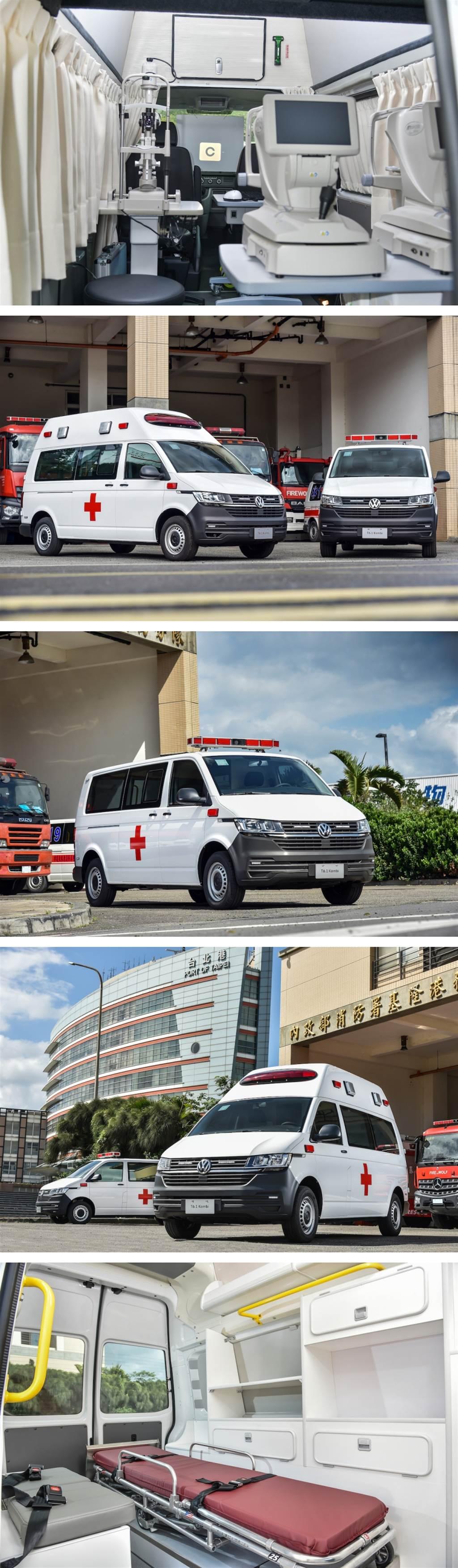 139.8萬起五種規格選擇, Volkswagen T6.1 Kombi/Caravelle 復康巴士正式上市
