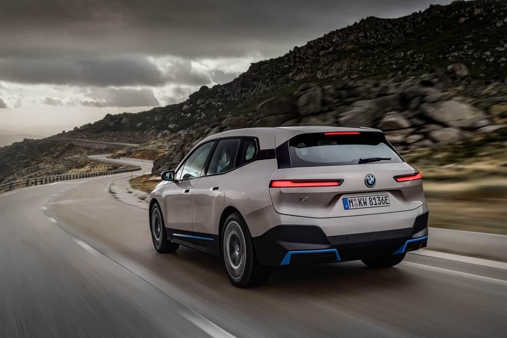 iNEXT概念進一步實現!BMW首款新車型iX 具備5G傳輸能力