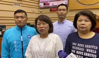 自治條例恐觸母法 嘉市長黃敏惠22日上凱道反萊豬 不排除聲請釋憲
