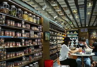 350年御藥房北京同仁堂掀起中藥咖啡熱 股價穩步向上