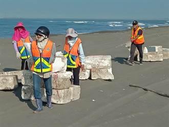 獎罰並行 台南嚴格管控蚵棚保麗龍浮具回收