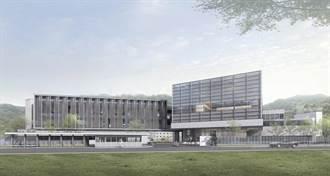 台電烏來訓練所總部新大樓設計 建築師黃明威奪首獎