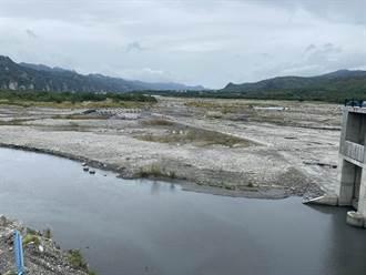 台東灌溉水少4成 明年春耕恐受限