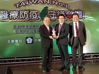 義大3醫師 獲頒109年度台灣醫療典範獎、貢獻獎