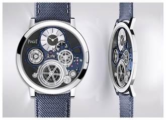 日内瓦钟表大赏  梵克雅宝珠宝表美翻  伯爵概念表夺魁