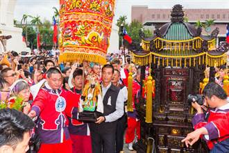 300年來頭一遭 花蓮港天宮力邀北港朝天宮「雙媽會」東巡繞境祈福
