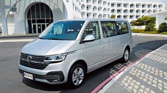 試駕報告-新智能商旅 VW T6.1 Caravelle 199 L