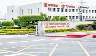 Corolla Cross生產基地 國瑞汽車勇冠TOYOTA全球海外工廠