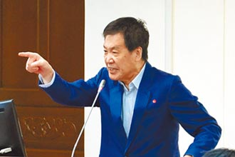 費鴻泰:疑財部介入 東洋代理疫苗破局