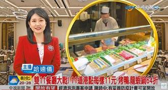 中視新聞1111收視四台NO.1