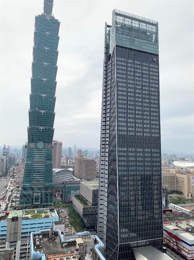 台灣商用不動產、土地市場第三季大爆炸!台北市辦公租賃市場平均空置率,已掉到2.0%的史上新低位置。圖/蔡惠芳攝
