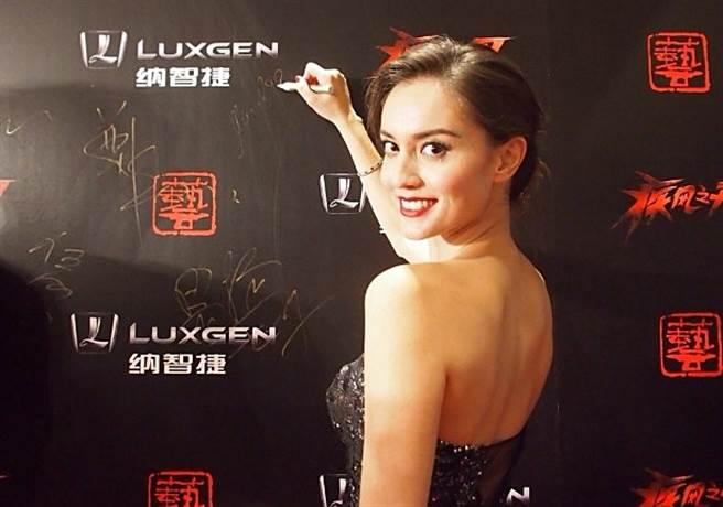Mandy Lieu當年以美艷又性感形象,在香港演藝圈闖出名號。(取自Mandy Lieu IG)