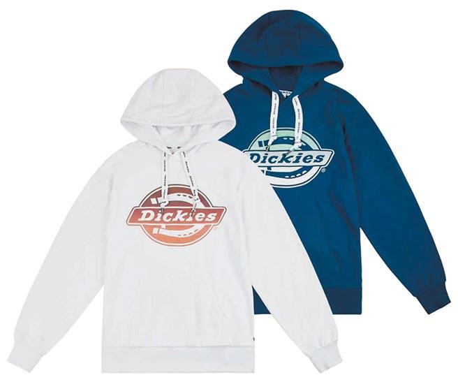 SOGO忠孝館Dickies經典Logo連帽T恤(男、女),原價2380元、特價1190元,共限量50件。(SOGO提供)