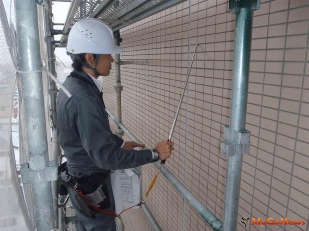台北市外牆檢查診斷延長宣導期 私有建物預計自2022年下半年起分類申報