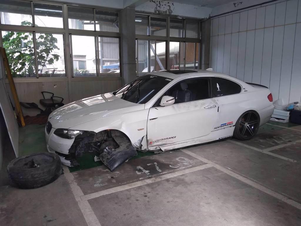 警方已抓獲台3線棉被裹屍案4名關係人,訊後以殺人罪嫌移送新竹地檢署,目前已全數聲押。(邱立雅攝)