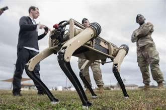 軍犬要失業了?美佛州空軍基地首獲機器毛小孩