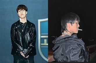 韓男星自曝國中就吸毒 發文稱「手上大麻吸完後就自首」
