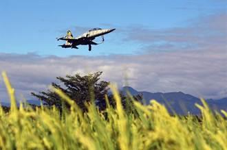 F-5戰機復飛 居民:熟悉的聲音回來了