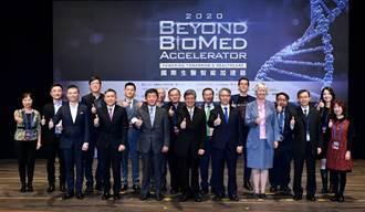 2020國際生醫智能加速器計畫 遴選最強8支團隊