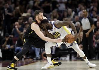 NBA》勇士想用格林換洛夫 跟騎士談三方交易