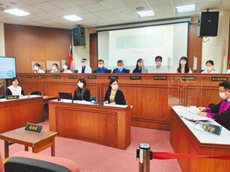 國民法官上陣 模擬法庭開庭