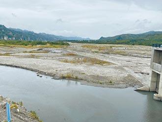 台東灌溉水少4成 影響明年春耕